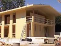 Дома будущего из деревянных клеевых массивных панелей