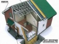 Обустройство вентиляции в дачном домике