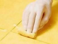 Обновление швов плитки