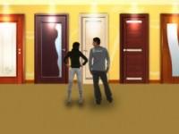 Двери в Лисичанске