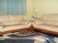 Недостатки и преимущества кожаной мебели