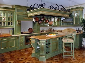 Кухни из Италии